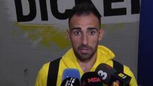 Alcácer insinúa que algunas personas no le trataron justamente en su etapa en el Barcelona