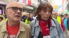 """La Marea Blanca critica los """"agujeros negros"""" del PP"""