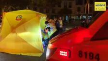 Un ciclista herido grave al chocar con un coche en Madrid