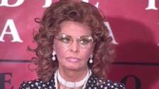 Sophia Loren cumple 85 años, ¡felicidades!