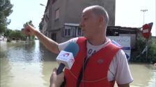 La Guardia Civil rescata a una familia en Dolores tras quedarse sin agua potable y comida