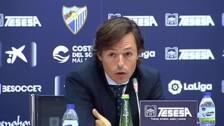 El Málaga CF aclara muy poco sobre su delicada situación económica