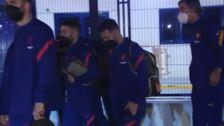 El Barça ya está en Sevilla