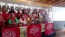 Pensionistas llaman a secundar la manifestación del lunes por unas pensiones dignas