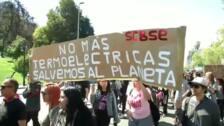 Los jóvenes toman las calles ante la cumbre del cambio climático