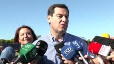 Moreno aboga por la colaboración para luchar contra cambio climático