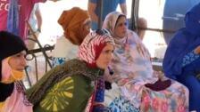 Rozalén rompe por unos días el silencio del Sáhara