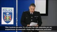 Diez detenidos por el asesinato de un policía en Berkshire