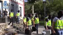 Policía y Guardia Civil detienen a cuatro presuntos yihadistas en Galicia y País Vasco