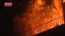 Al menos un muerto y ocho heridos en un incendio en París