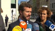 """Pablo Casado: """"Imagino que no querremos que la Kale Borroka vuelva a las calles de Cataluña"""""""