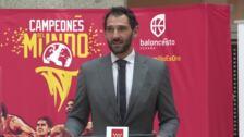 """Garbajosa: """"Esta Copa identifica los valores y los éxitos"""""""