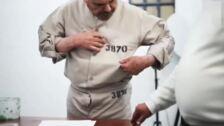 Imágenes inéditas de la última detención del Chapo Guzmán