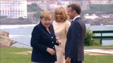 Macron, anfitrión en la cumbre del G-7