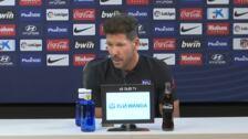 """Simeone: """"Ojalá Torres y yo nos podamos encontrar"""""""