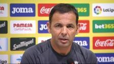 Calleja secunda el apoyo del Villarreal a jugar un partido en Miami