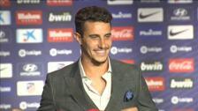 El Atlético presenta a Trippier y Mario Hermoso