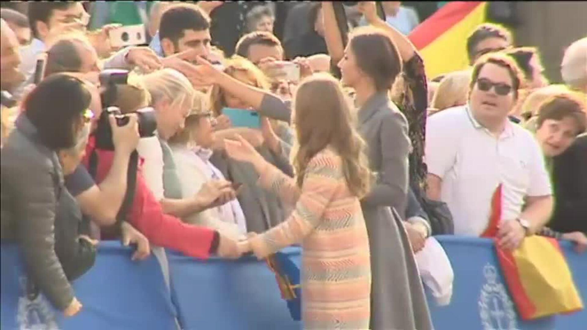 Día histórico en Oviedo para los Premios Princesa de Asturias