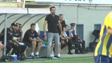 Xavi Hernández debuta como entrenador