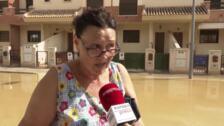 Hayan un cadáver en la comarca alicantina más afectada por la gota fría