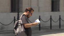 Campaña de una biblioteca de Barcelona para recuperar los libros 'robados'