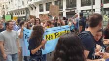 """Nueva movilización contra el cambio climático: """"No hay planeta B"""""""