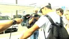 Luis Suárez confirma que no estará ante el Betis