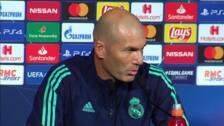 Zidane se deshace en elogios hacia Hazard antes del debut en Champions
