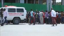 Al menos 17 personas fallecidas en un ataque suicida en Somalia