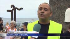 """Tenerife """"tumba"""" los túmulos levantados en sus playas"""