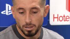 """Herrera, sobre el gol de su debut: """"Estoy muy feliz, es una recompensa muy grande"""""""