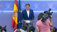 Fuga de referentes en Ciudadanos por el veto de Rivera a Sánchez