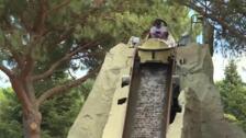 La parque acuática del Parque de Atracciones, una alternativa de ocio