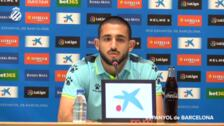 "Vargas: ""Deseaba venir al Espanyol"""