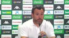"""Sergio: """"No sé si el premio es merecido, pero lo hemos trabajado"""""""