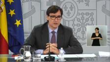 Principio de acuerdo contra la COVID entre la Comunidad de Madrid y el Gobierno central
