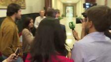 """Rivera tras su reunión con Casado: """"Ha ido muy bien"""""""