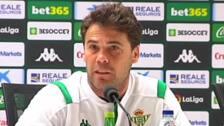 """Rubi apoya a Ernesto Valverde: """"Es un gran entrenador"""""""