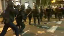 Radiografía de los radicales que están protagonizando los disturbios en Cataluña