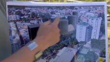 "El Ayto. de Huelva planea ""rodear"" a los Tartessos proyectando construir bloques de pisos"