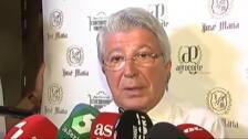"""Cerezo: """"Al Atlético nos interesan los grandes jugadores y James es un gran jugador"""""""