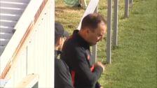 Thomas se apunta para el partido frente a la Juventus