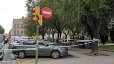 Operación contra independentistas en Sabadell