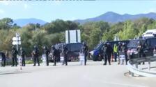 Protestas y cortes de tráfico tras la sentencia del procés en Cataluña
