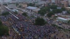 Sudán abre la puerta de la transición