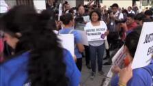Una mujer salvadoreña se enfrenta a 30 años de cárcel por abortar