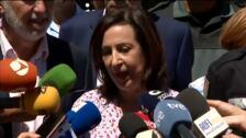 "Robles: ""La posición de Salvini sonroja a cualquier demócrata"""