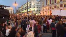 Concentraciones feministas con la violencia de género en una veintena de ciudades españolas