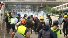 Nuevo fin de semana de protestas en Hong Kong bajo máxima tensión