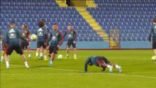 El debut de Ansu Fati con la selección sub21, principal atracción en el partido contra Montenegro